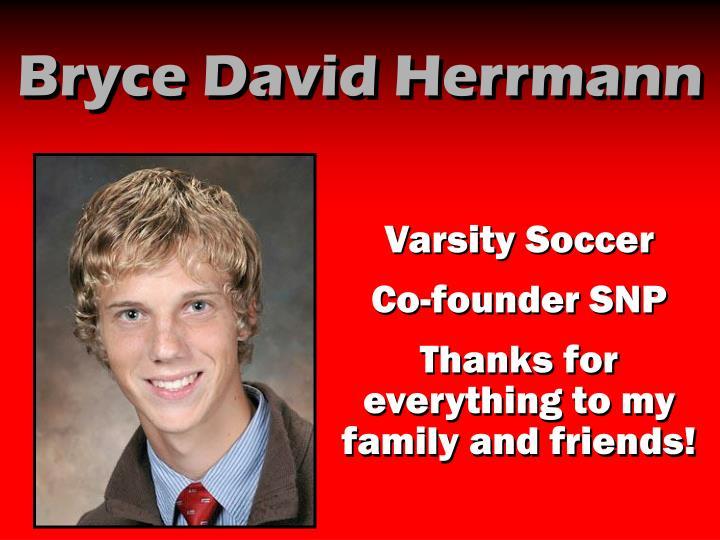 Bryce David Herrmann
