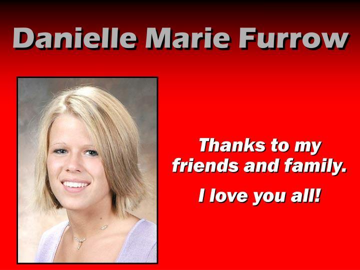 Danielle Marie Furrow