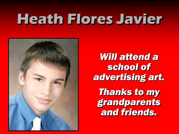 Heath Flores Javier