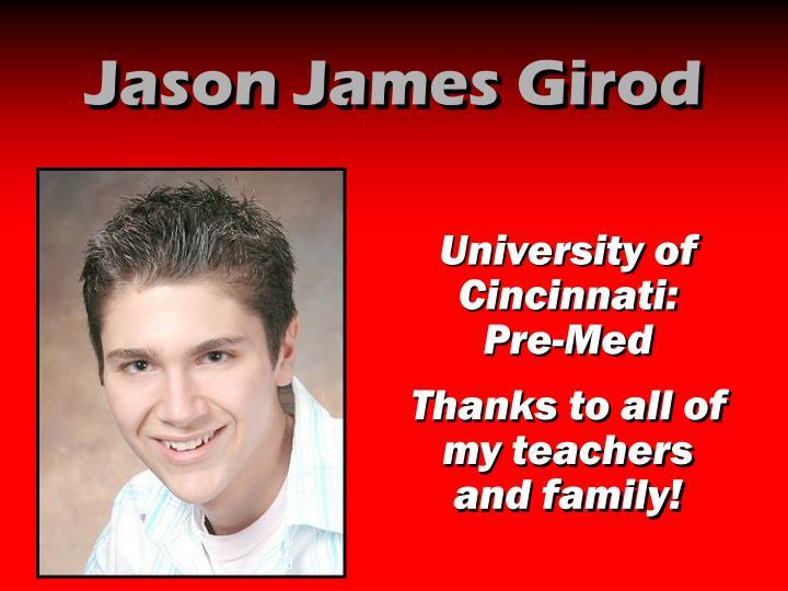 Jason James Girod
