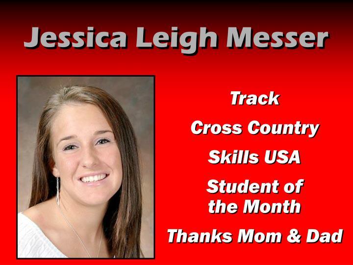 Jessica Leigh Messer