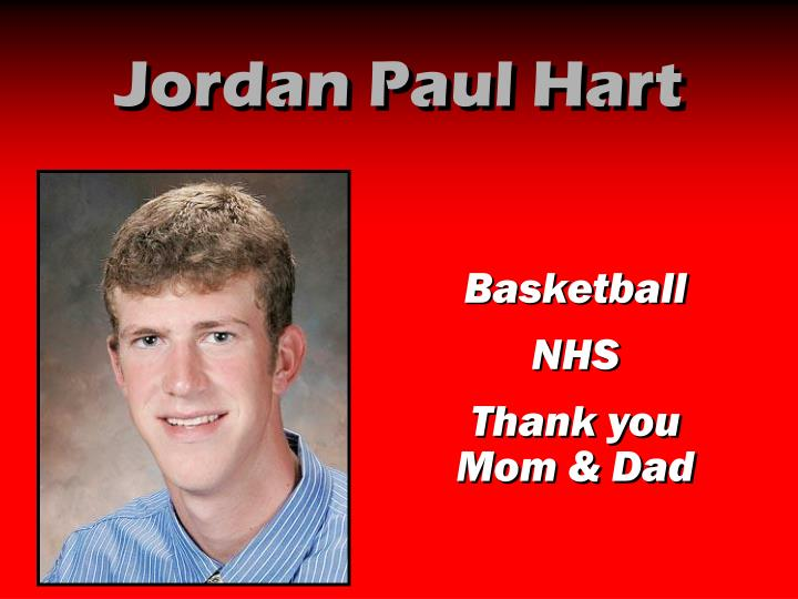 Jordan Paul Hart