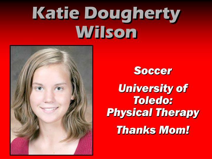 Katie Dougherty Wilson