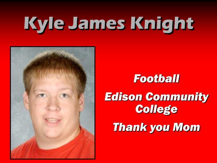 Kyle James Knight