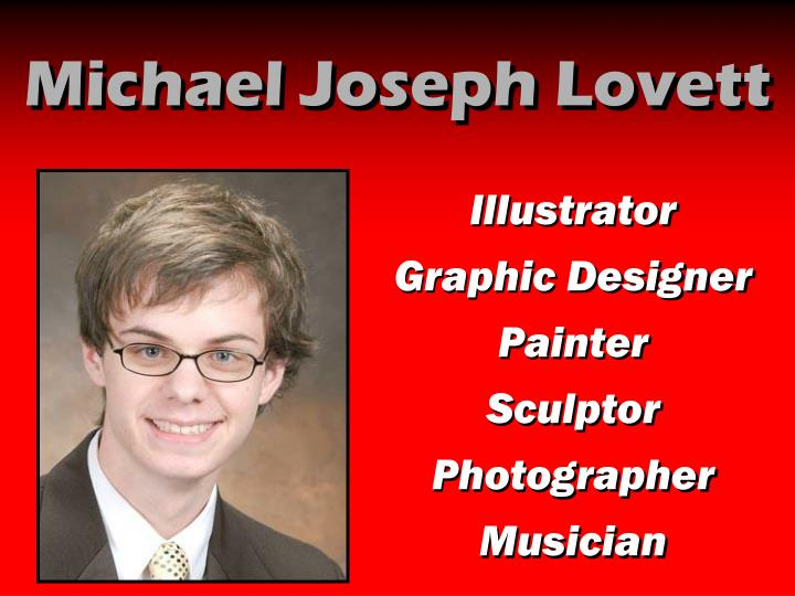 Michael Joseph Lovett