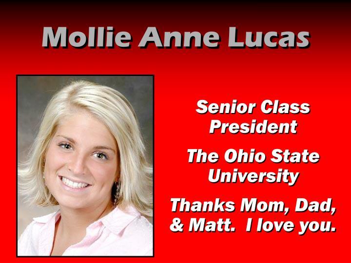 Mollie Anne Lucas