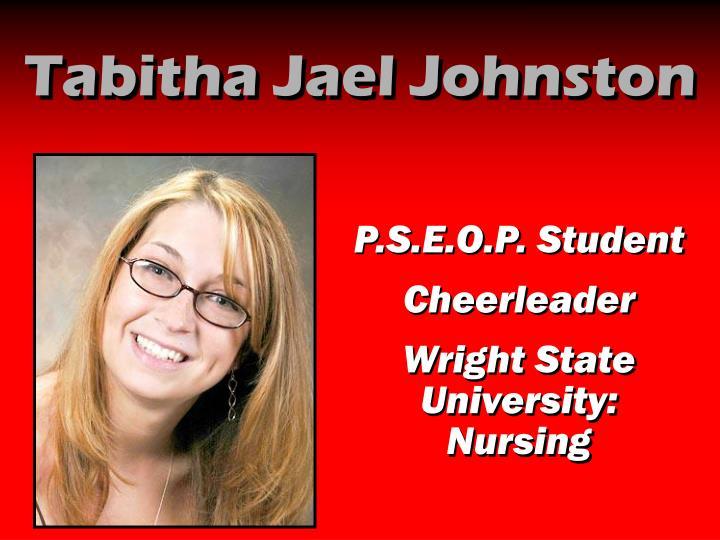 Tabitha Jael Johnston