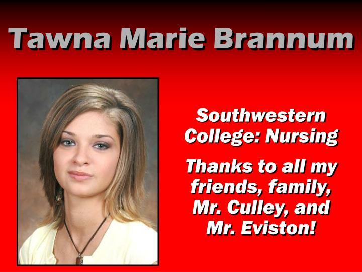 Tawna Marie Brannum