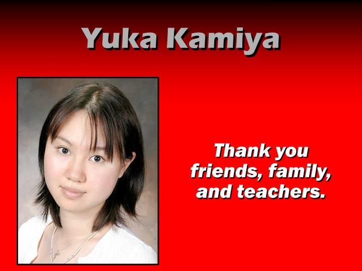 Yuka Kamiya