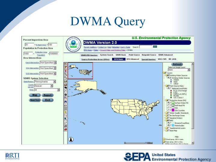 DWMA Query