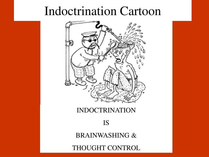 Indoctrination Cartoon