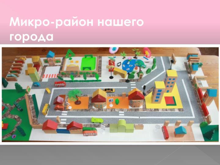 Микро-район нашего города