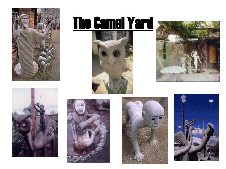 The Camel Yard