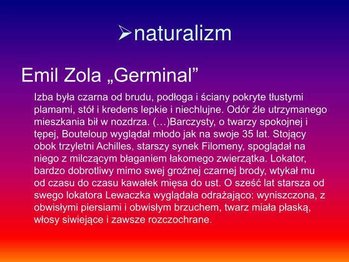 naturalizm