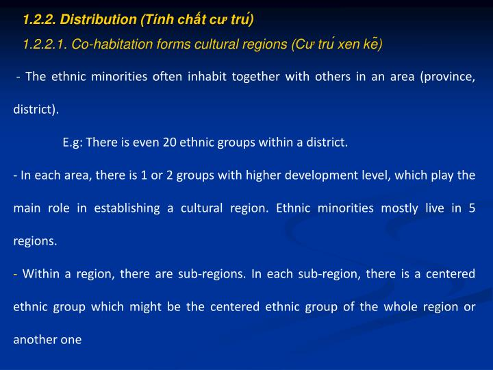 1.2.2. Distribution (