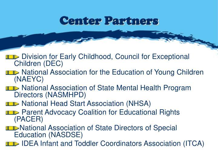 Center Partners