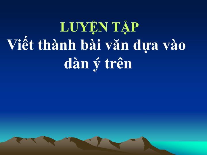 LUYN TP