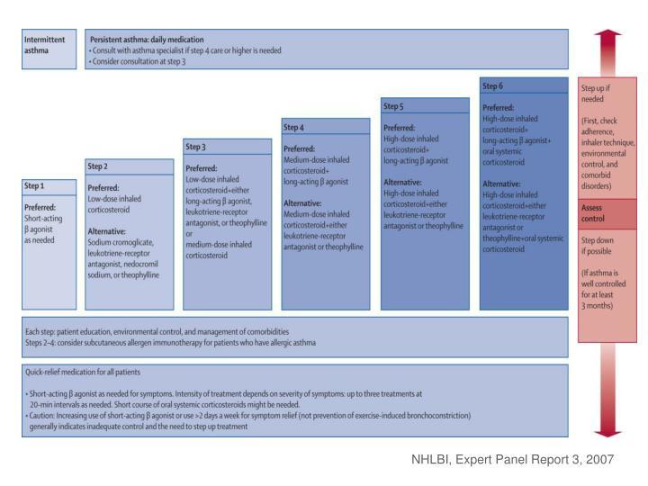 NHLBI, Expert Panel Report 3, 2007