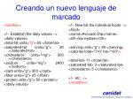 creando un nuevo lenguaje de marcado1