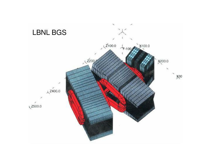 LBNL BGS