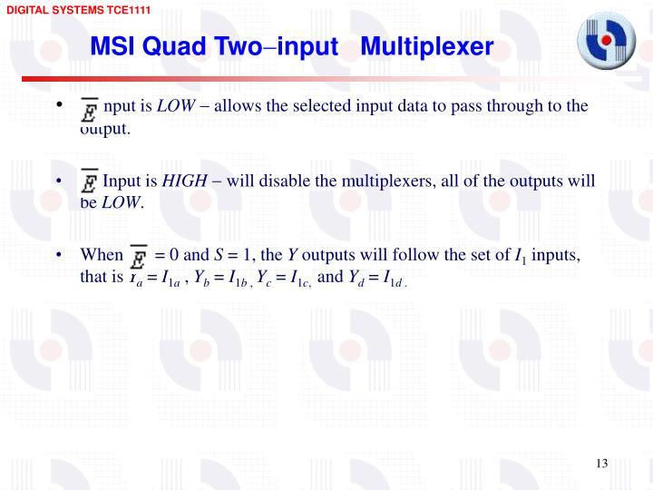 MSI Quad Two
