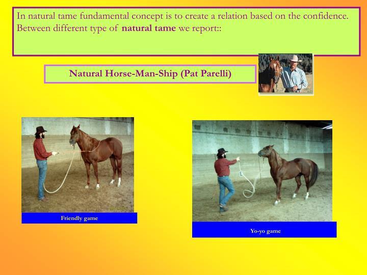 Natural Horse-Man-Ship (Pat Parelli)