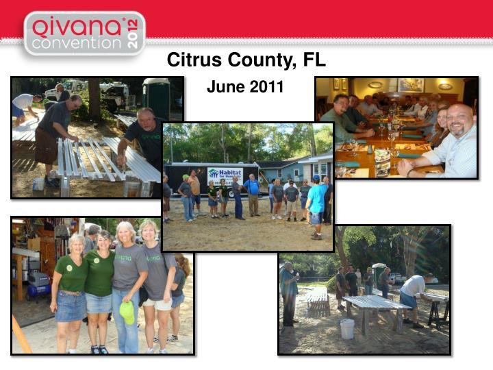 Citrus County, FL