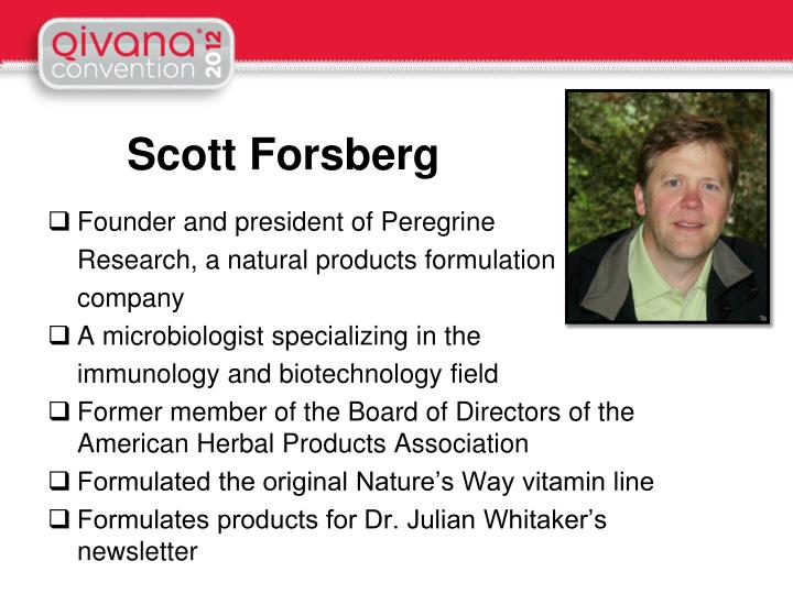 Scott Forsberg