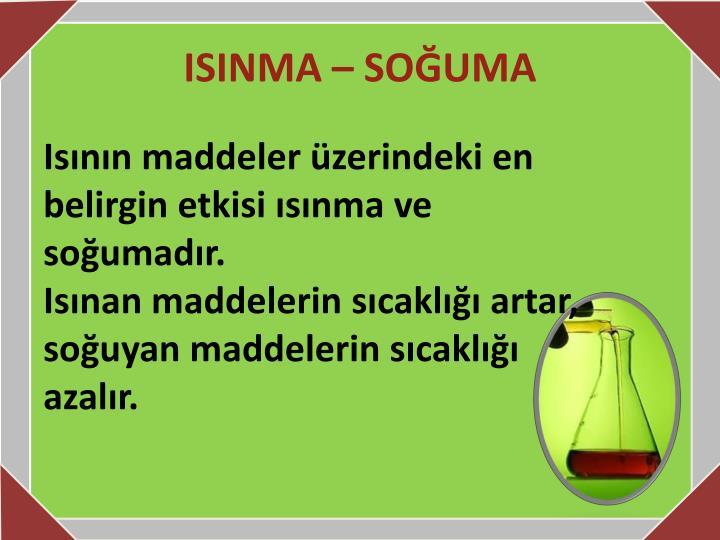 ISINMA  SOUMA