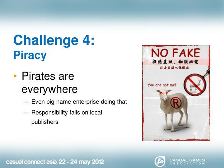 Challenge 4: