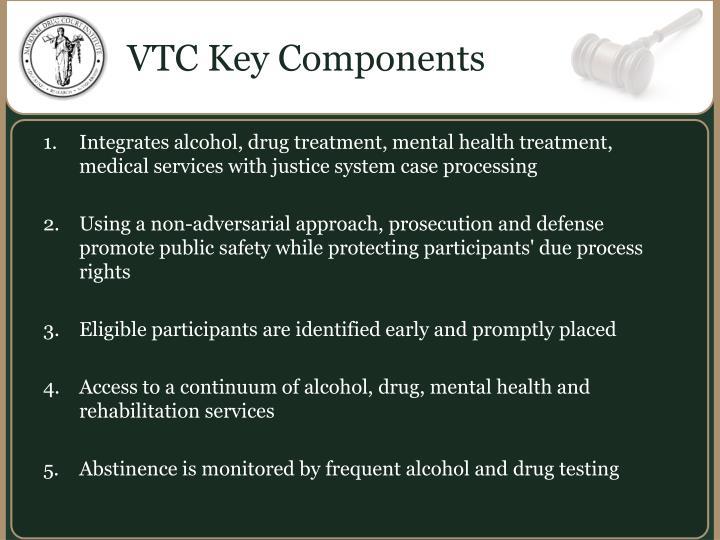 VTC Key Components