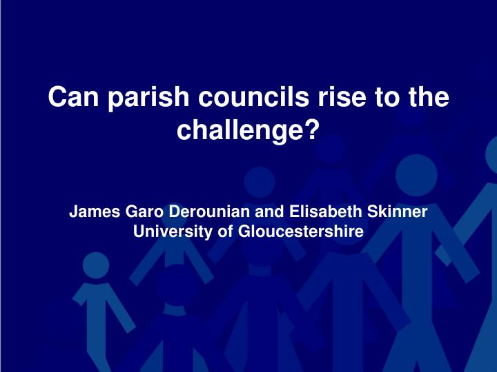 Can parish councils rise to the challenge?
