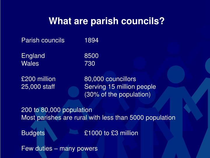 What are parish councils?