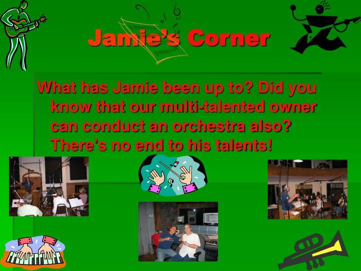 Jamie's