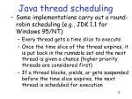 java thread scheduling1