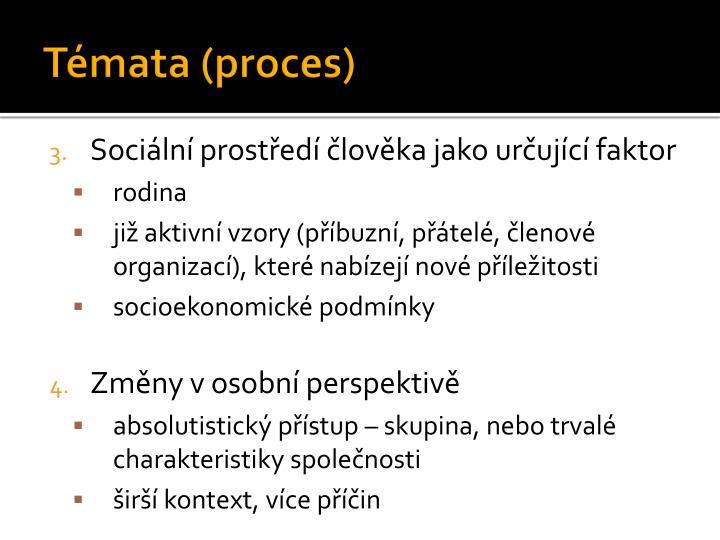 Témata (proces)