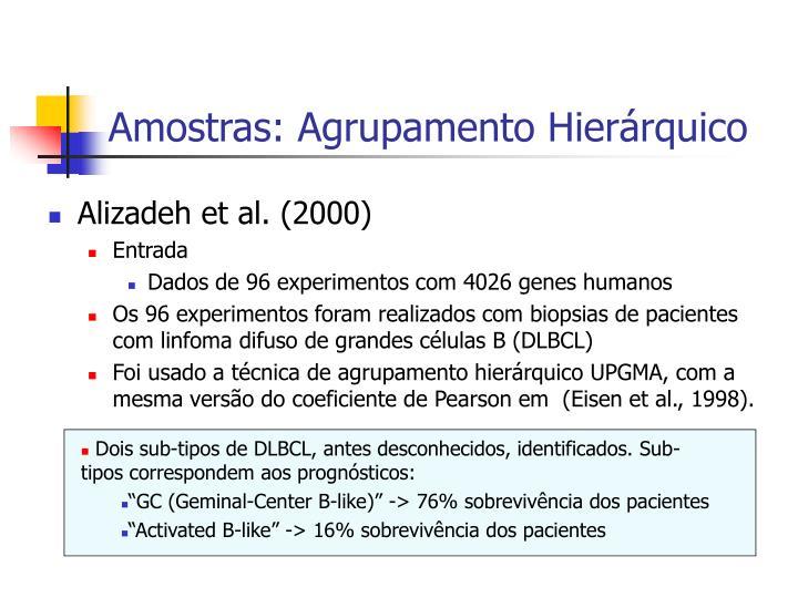 Dois sub-tipos de DLBCL, antes desconhecidos, identificados. Sub-tipos correspondem aos prognósticos: