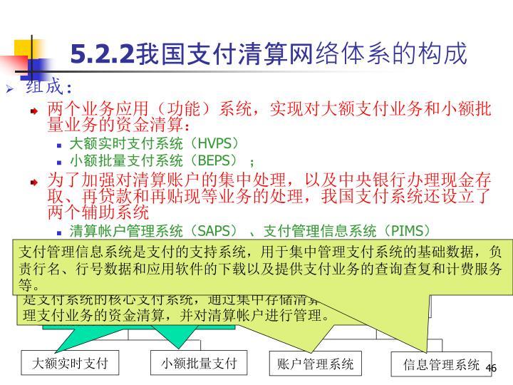 中国支付清算系统