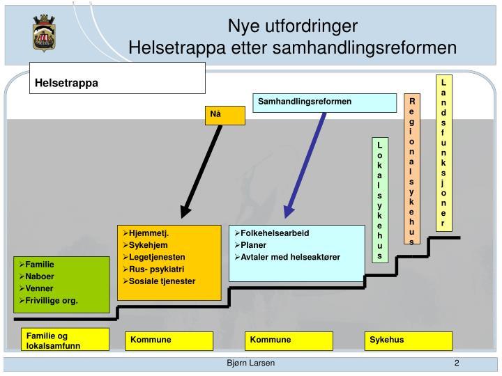 Helsetrappa