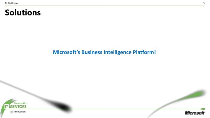 BI Platform