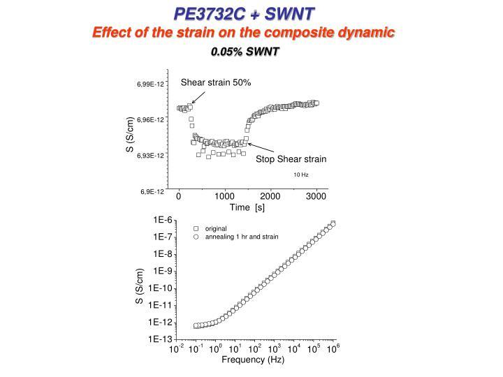PE3732C + SWNT