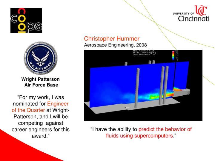 Christopher Hummer