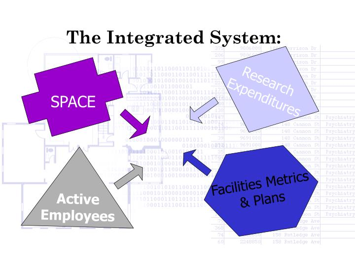 The Integrated System: