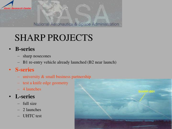 SHARP PROJECTS