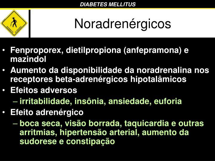 Noradrenérgicos