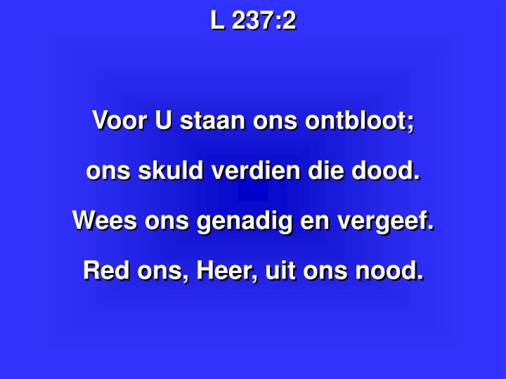 L 237:
