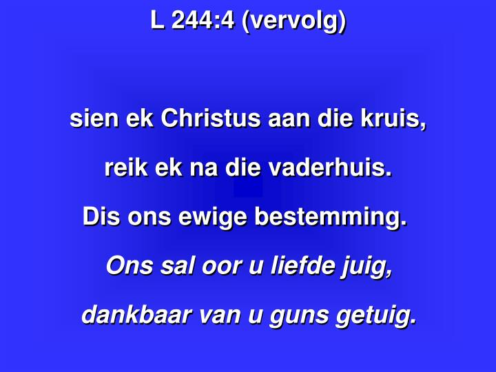L 244: