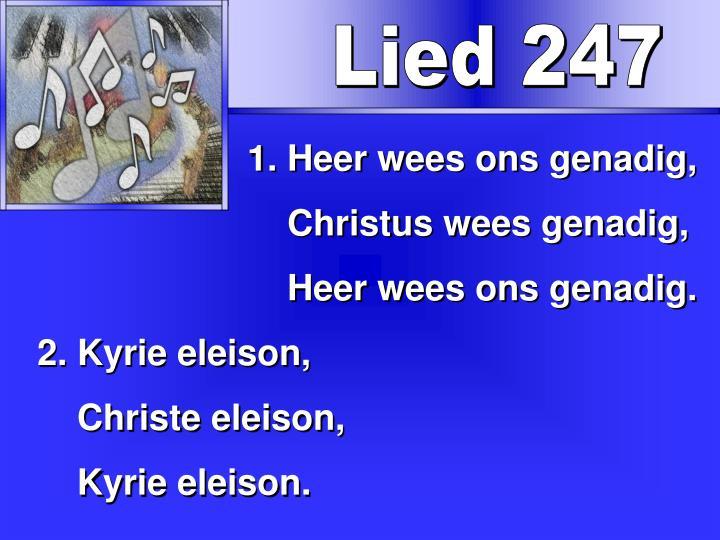 Lied 247