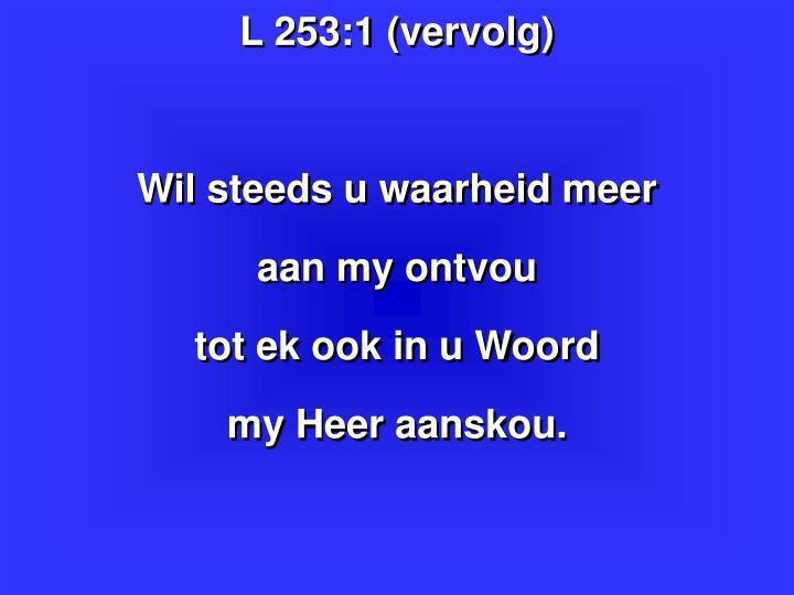 L 253:1 (vervolg)