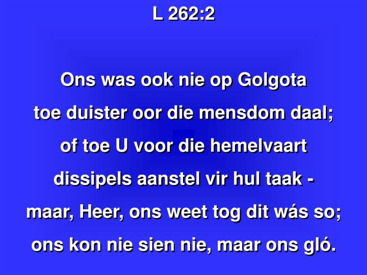 L 262: